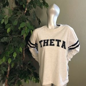 Kappa Alpha Theta Long Sleeve Tshirt